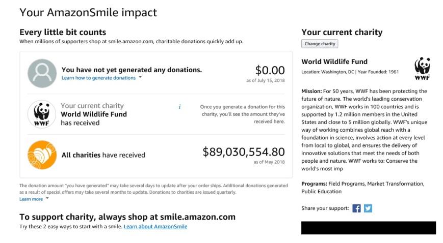 Amazon Prime Day Smile